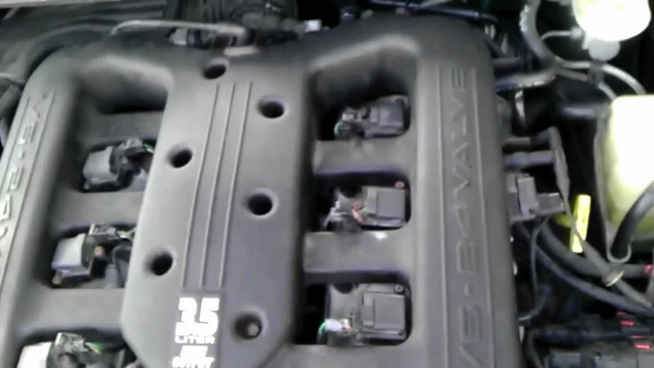 Chrysler 300m Engine Trouble Youtube