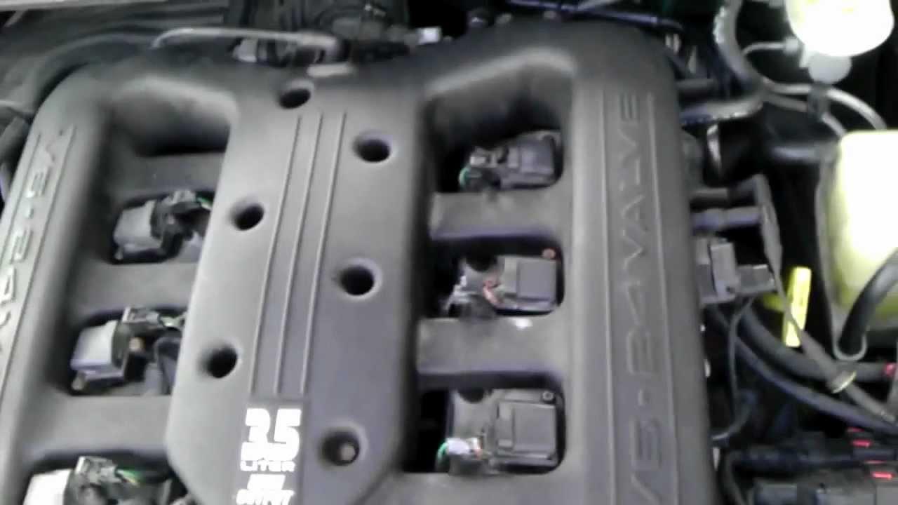 Chrysler 300M Engine Trouble  YouTube