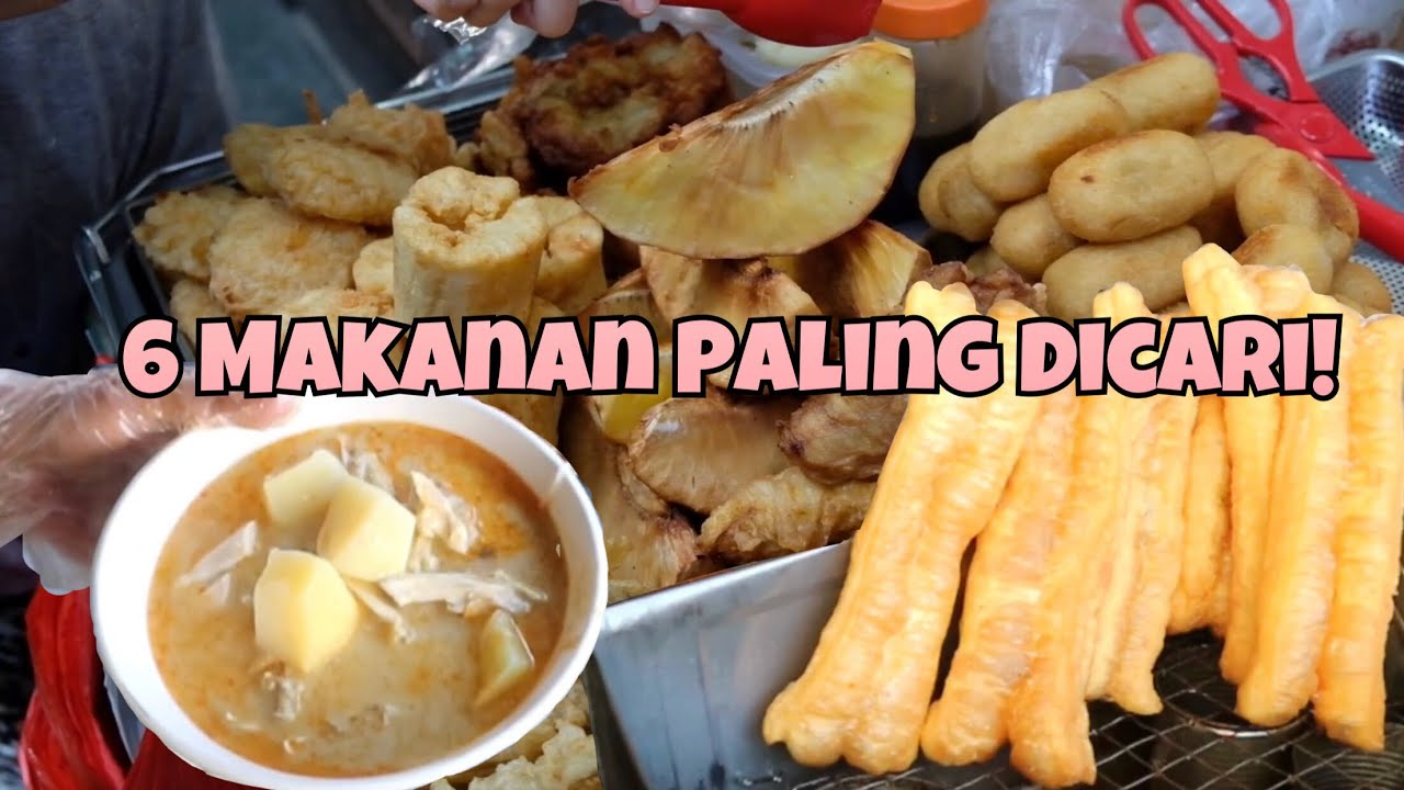 6 Makanan Paling Di Cari Yuk Kulineran Di Glodok Vlog041 Youtube