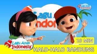 Gambar cover Lagu Anak Anak - Halo Halo Bandung - Nursery Rhymes - أغنية إلزامية