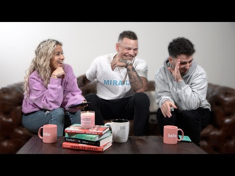 GAMES AND Q&A WITH KANE BROWN
