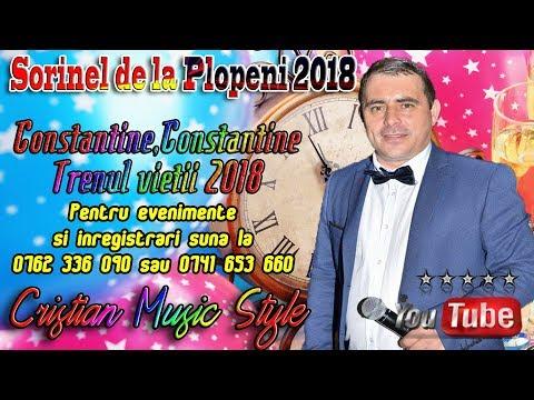 Sorinel De La Plopeni - Constantine,Constantine,Trenul Vietii 2018 (New Live)