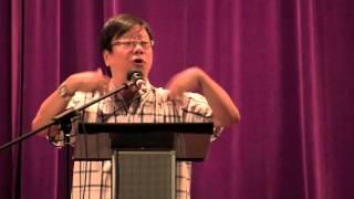 Publication Date: 2011-06-28 | Video Title: 2011.06.28辛亥革命百週年演講 - 伯特利中學 (1