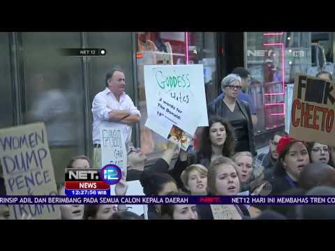 Pandangan Warga Muslim Amerika Merespon Isu Islamophobia - NET12