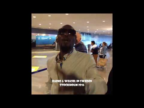 Radio & Weasel in Sweden (Stockholm)  Part 1