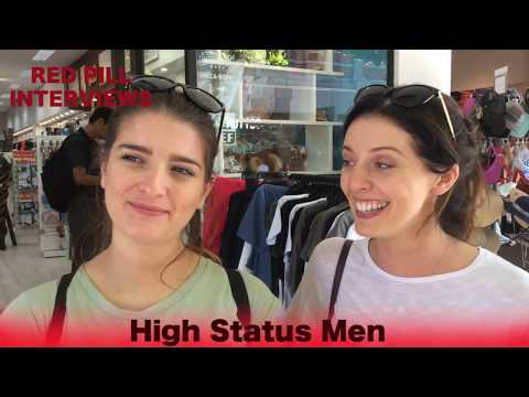 High Status Men - 'Do You Break Up to Trade Up?'