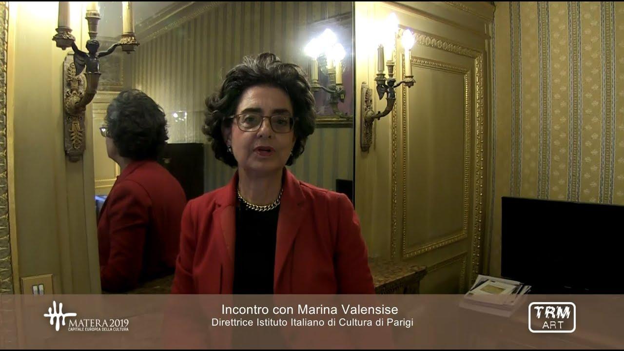 Incontro con marina valensise direttrice istituto for Institut culturel italien paris
