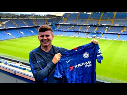 DONE DEAL: Chelsea Reach FULL Agreement & Sign Timo Werner   Chelsea News