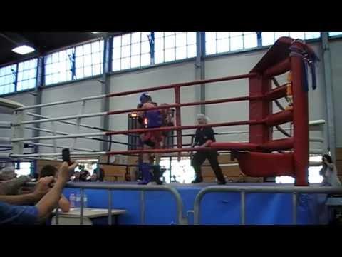 Australian Jnr Muay Thai Championship finals 2014.