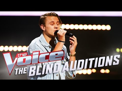 Ellis Hall performs Free Fallin  The Voice Australia 2017