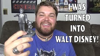 I Was Turned into the Walt Disney Statue! - Mail Video
