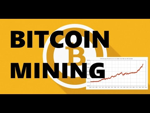 BITCOIN Mining Tutorial