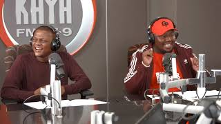 Skhumba and the Good Friday team discuss the load-shedding issue