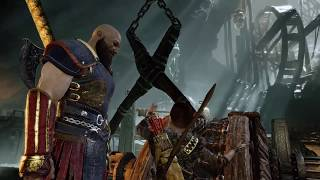 God of War 4. Часть 11. Прохождение .Игры PS4