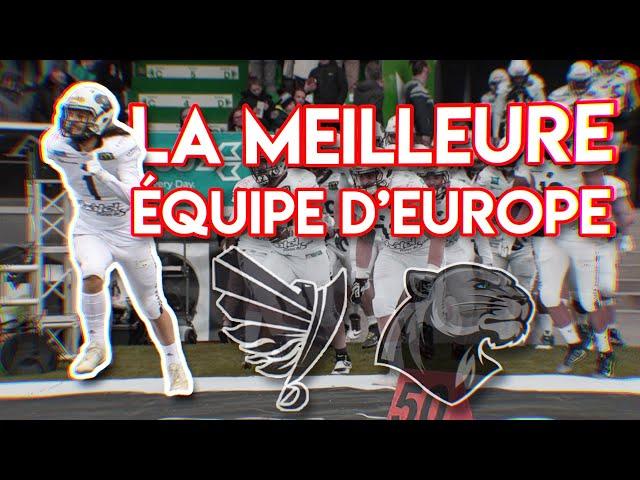ON AFFRONTE LA MEILLEURE ÉQUIPE D'EUROPE !