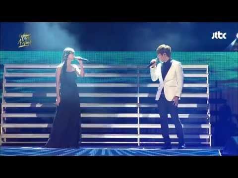 [GDA/Golden Disk Awards] K.will + Hyorin(케이윌 + 효린) - Endless love