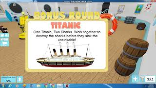 ROBLOX INDONESIA!!!! In the Shark chase
