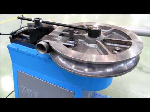 Видео Гибка толстостенных труб и отводов
