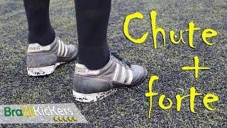 APRENDA A CHUTAR MAIS FORTE - (Learn to kick stronger)