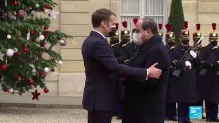 Al-Sissi à Paris : Macron refuse de conditionner le partenariat France-Egypte aux droits de l'Homme