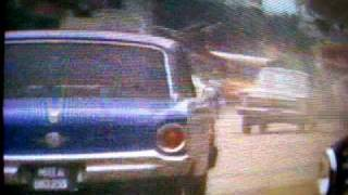 Plymouth Fury Full Throttle in the 1988 Movie Off Limits