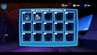 #03 | Angry Birds Transformes | Primera mejora | Gameplay Español