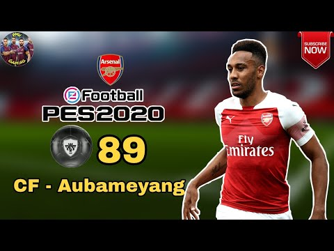 Repeat PES 2020 ARSENAL ALL PLAYERS RATINGS by PMH GAMING - You2Repeat