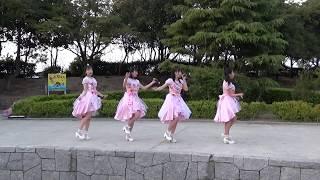 きみともキャンディ 2018.4.8 裏瀬戸大橋開通30周年ライブ 宇多津臨海公...
