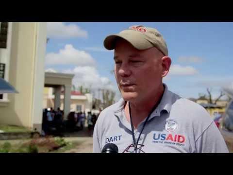 Inside USAID's Typhoon Haiyan Disaster Response