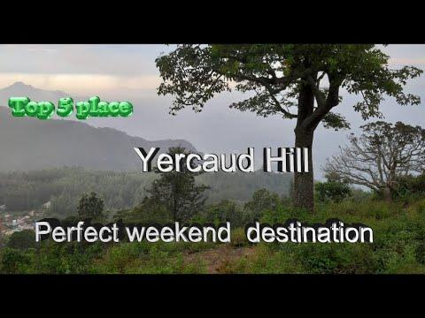 Yercaud Tourist Places |Top 5 Places | Places to visit