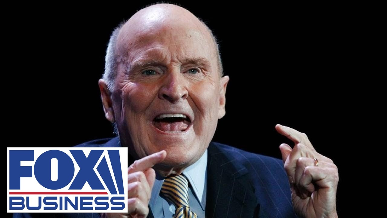 Jack Welch, former General Electric CEO, dead at 84