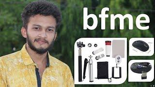 {HINDI} Smartphone Lens Kit (mini tripod , selfie stick, smartphone camera remote) wireless mouse