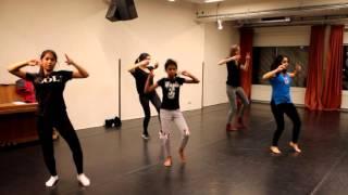 Tukur Tukur - Dilwale | Shah Rukh Khan | Kajol | Varun | Kriti | Dance steps