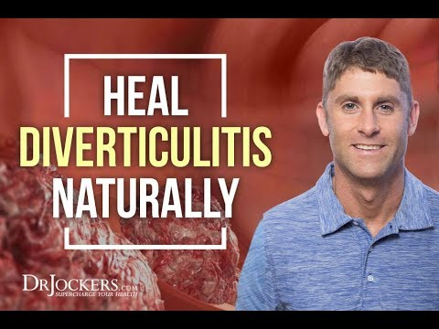4 Steps to Heal Diverticulitis Naturally