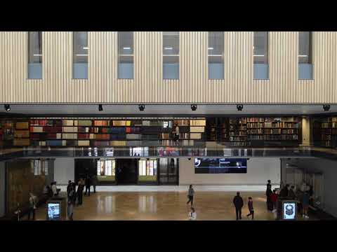 Bodleian Libraries, The Weston Library – wayfinding