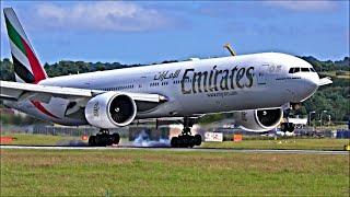 Busy Day Planespotting at Edinburgh Airport, EDI | 23/07/19