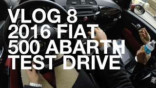 2016 Fiat 500 Abarth Test Drive