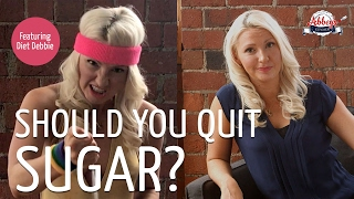 Should you QUIT SUGAR?! Dangers of Sugar Free & Low Carb DIETS | Weight Loss New Years Resolutions