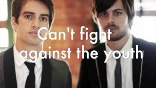 Watch Panic At The Disco Cant Fight Against The Youth video