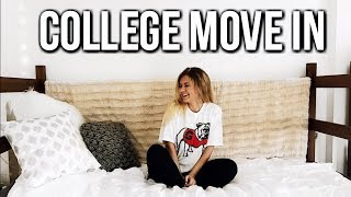 One of Danielle Marie Carolan's most viewed videos: COLLEGE MOVE IN VLOG | University of Georgia