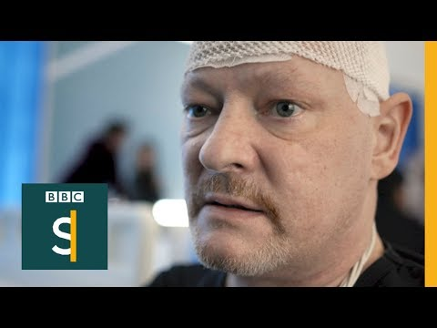 Why NHS can't pay for all of Glendon's cancer drugs - BBC Stories