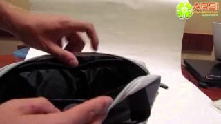 Сумка для ноутбуков HQ-Tech EL-107909S обзор / review