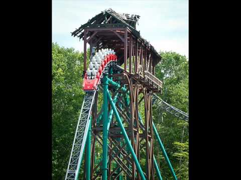 List of current roller coasters of Busch Gardens Williamsburg - YouTube