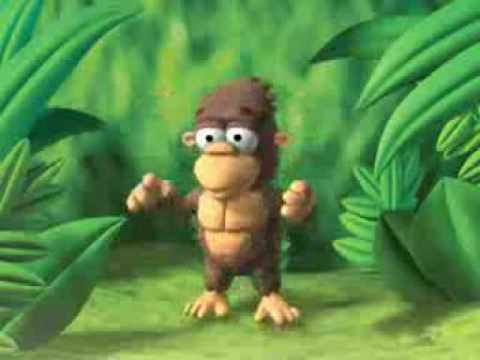 dancing monkey youtube