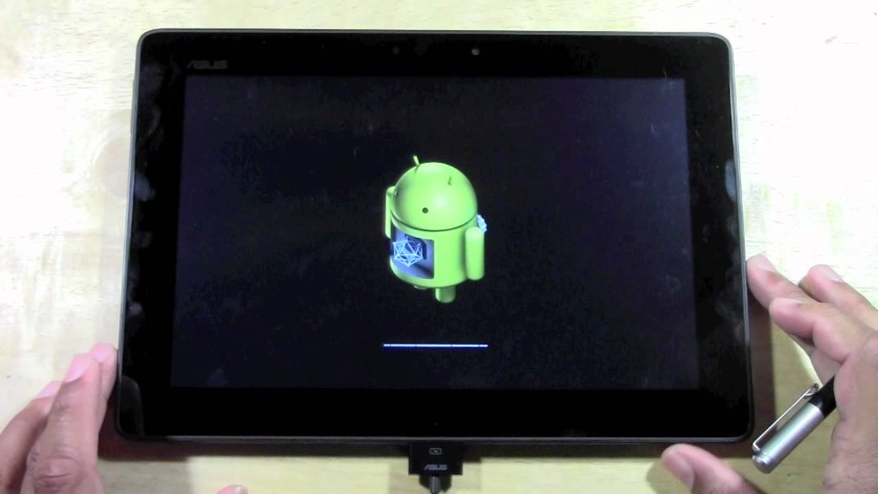 Asus Transformer Pad Tf300 How To Reset Back To Factory
