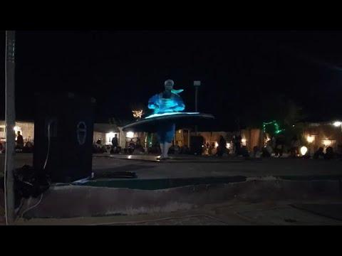 Tanoura Dance in Desert Camp, Dubai on 27th Dec, 2019