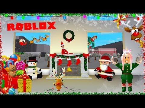 Download Youtube: I'M AN ELF ON THE SHELF! DECORATING MY MANSION FOR BLOXBURG CHRISTMAS IN ROBLOX