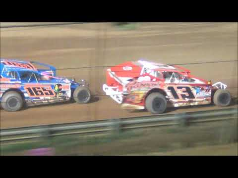 Tyler County Speedway BRP Big Block Modified Tour Feature 6-29-2019