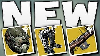 Destiny - YEAR 1 EXOTICS COMING BACK !!