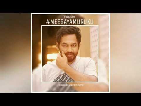 Meesaya Murukku Dialogue #02 Whatsapp Status Tamil